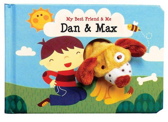 Dan & Max By Wejrmeijer, Annelien/ Van De Liejgraaf, Deborah (ILT)